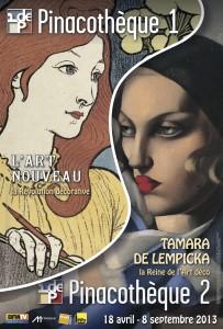 2013-Art nouveau-Tamara_PdP-aff